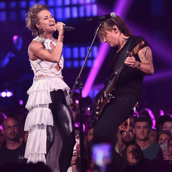 Carrie Underwood and Keith Urban Perform at 2017 CMT Awards