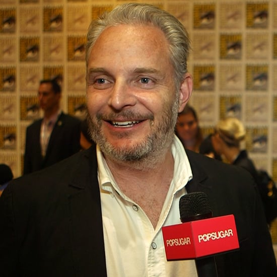 Francis Lawrence Catching Fire Interview at Comic-Con