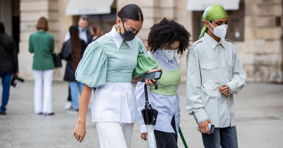Paris Fashion Week Street Style Is Rife With Genuinely Cool Outfits Again