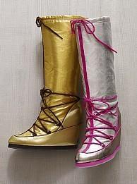 Victoria's Secret Metallic Space Boot: Love It or Hate It?