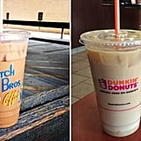 Dutch Bros. vs. Dunkin' Donuts