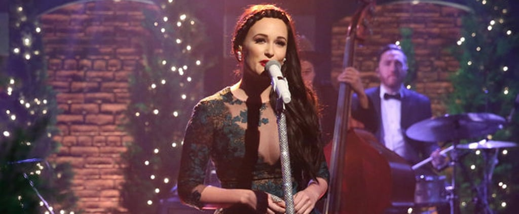 Kacey Musgraves Puts a Fun Spin on 1 of Your Favorite Childhood Christmas Songs