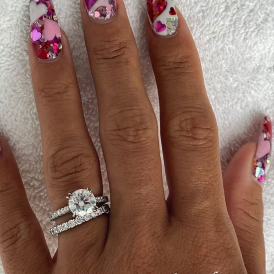 See Lily Allen's Engagement Ring and Wedding Band