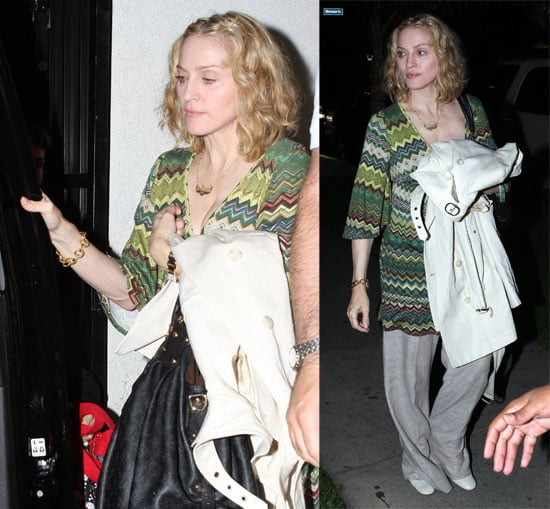 Madonna Teams Up With Gucci for Malawi
