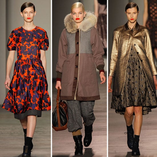 Marc by Marc Jacobs Runway Fall 2012