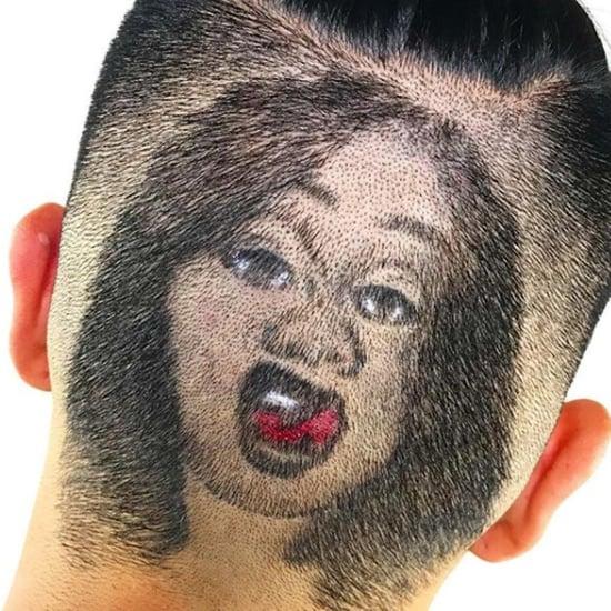 Cardi B Hair Art