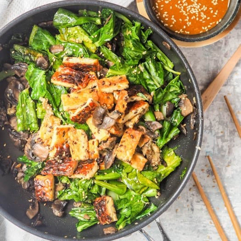 Vegan Keto Meal Plan Popsugar Fitness