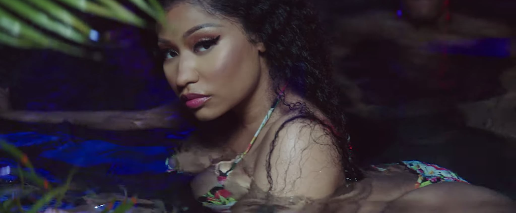 "Nicki Minaj ""Megatron"" Music Video"