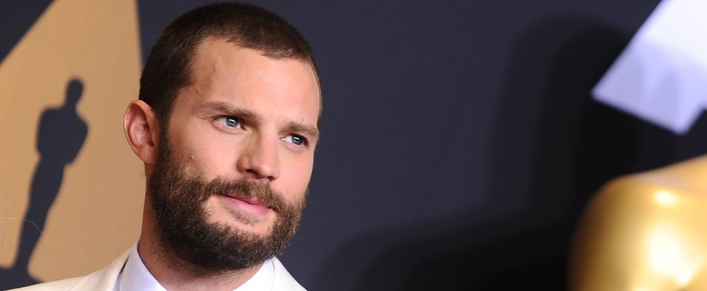 Jamie Dornan Quotes About His Mother's Death August 2018