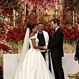 Scandal: Every Jaw-Dropping Photo From Olivia and Fitz's Fantasy Wedding