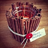 Cinnamon Stick Candle Votive