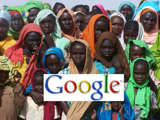 Google Earth to Show Refugee Camps