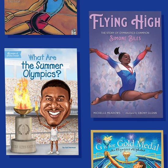 Picture Books About the Olympics For Toddlers and Kids