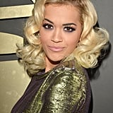 Rita Ora at the Grammys