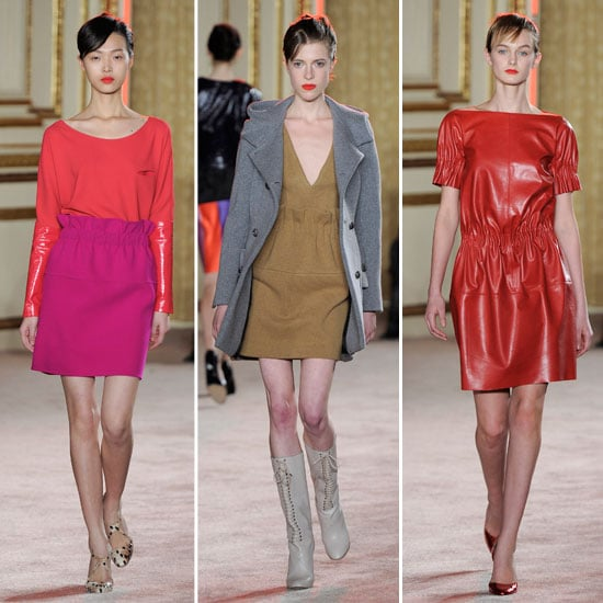 Review and Pictures of Thakoon 2012 Fall New York Fashion Week Runway Show