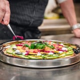 How a $500 Tequila-Infused Pizza Looks and Tastes
