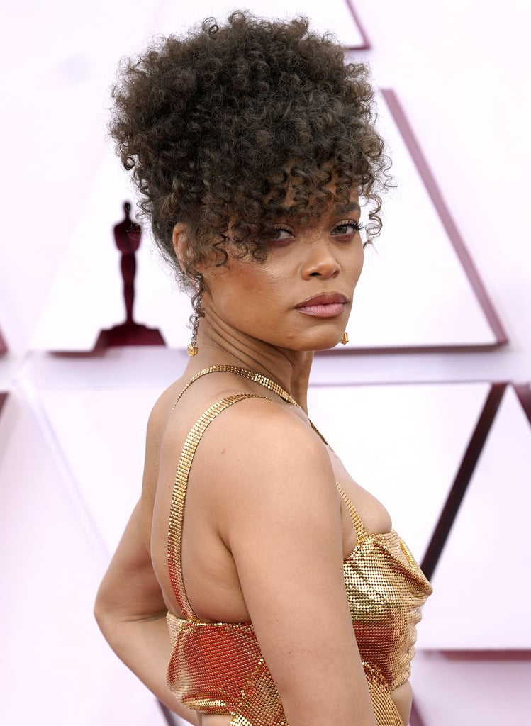 The Best Hair and Makeup Looks at the 2021 Oscars