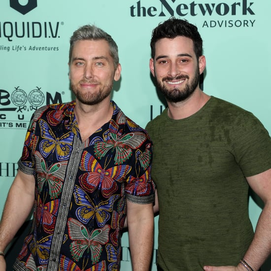 Lance Bass and Michael Turchin Are Expecting Boy-Girl Twins!