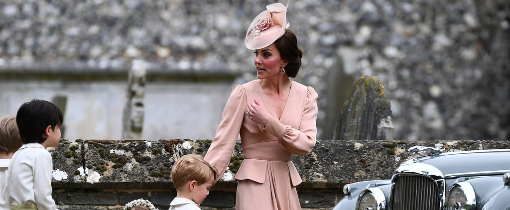 Kate Middleton Wore a Very Special Dress to Her Sister Pippa's Wedding