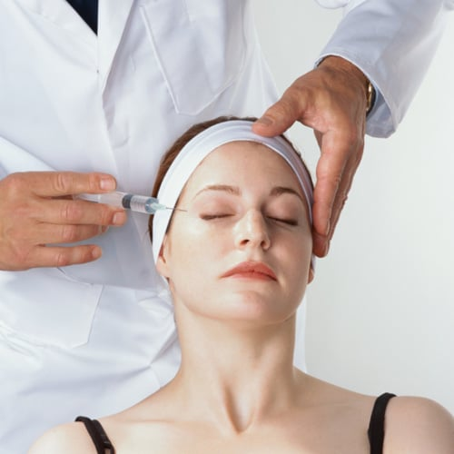The New Alternative to Botox Uses Cold to Relax Wrinkles
