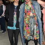 Joe Jonas and Cole Whittle