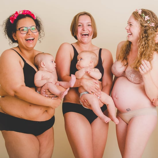 Unretouched Postpartum Bodies Photo Series