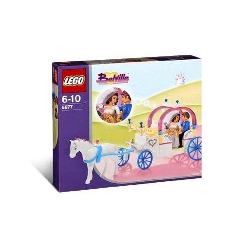 Lego Wedding Coach