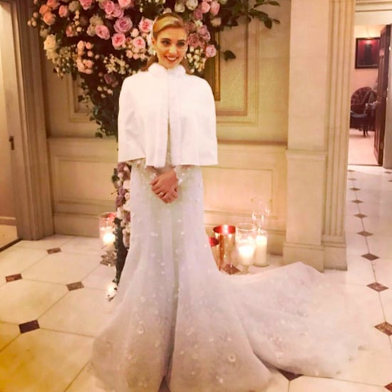 Marianna Goulandris Valentino Wedding Dress