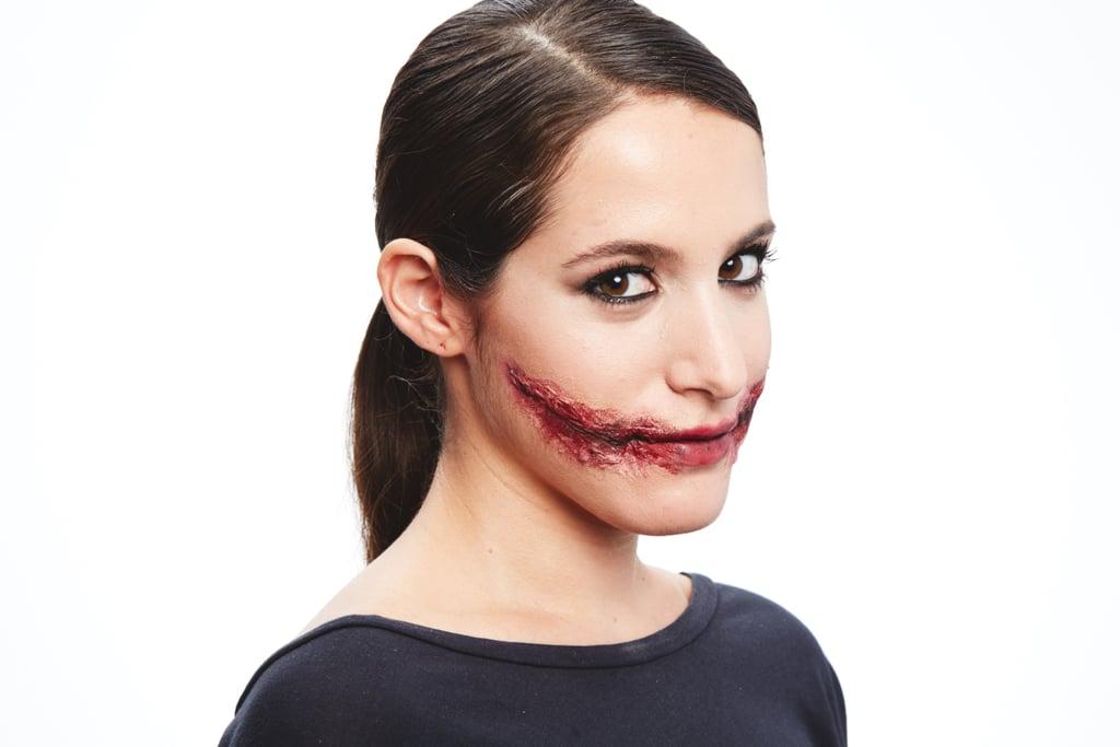 Halloween Hack #7: Copy the Joker's Jaws