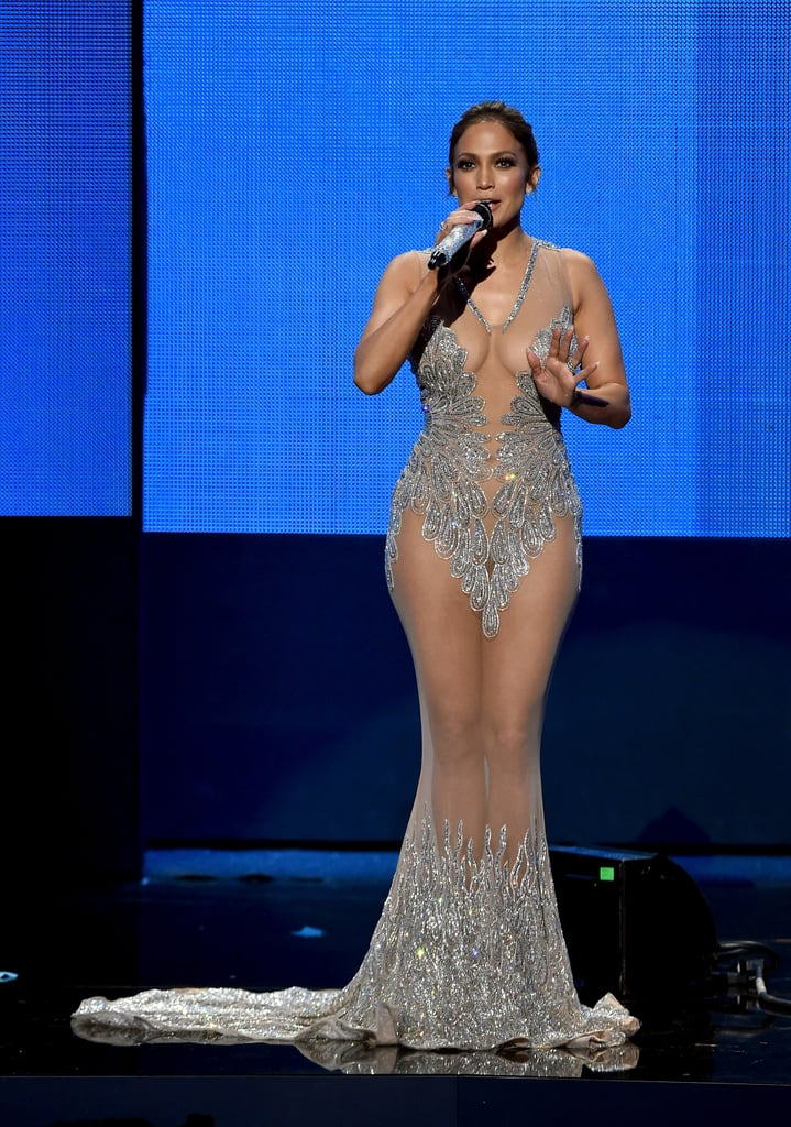 These Are the 2015 American Music Awards J Lo Moments You Need to See