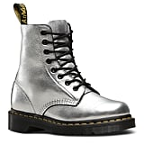 Dr. Martens Metallic Pascal Boots ($135)