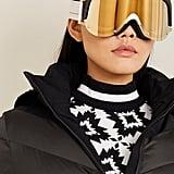 YNIQ Model One Mirrored Ski Goggles