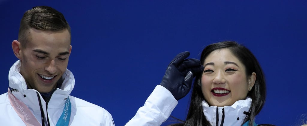 Adam Rippon and Mirai Nagasu Have Secret Matching Tattoos Because That's What Besties Do