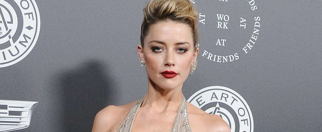 Amber Heard Was Spotted Holding Hands With Elon Musk