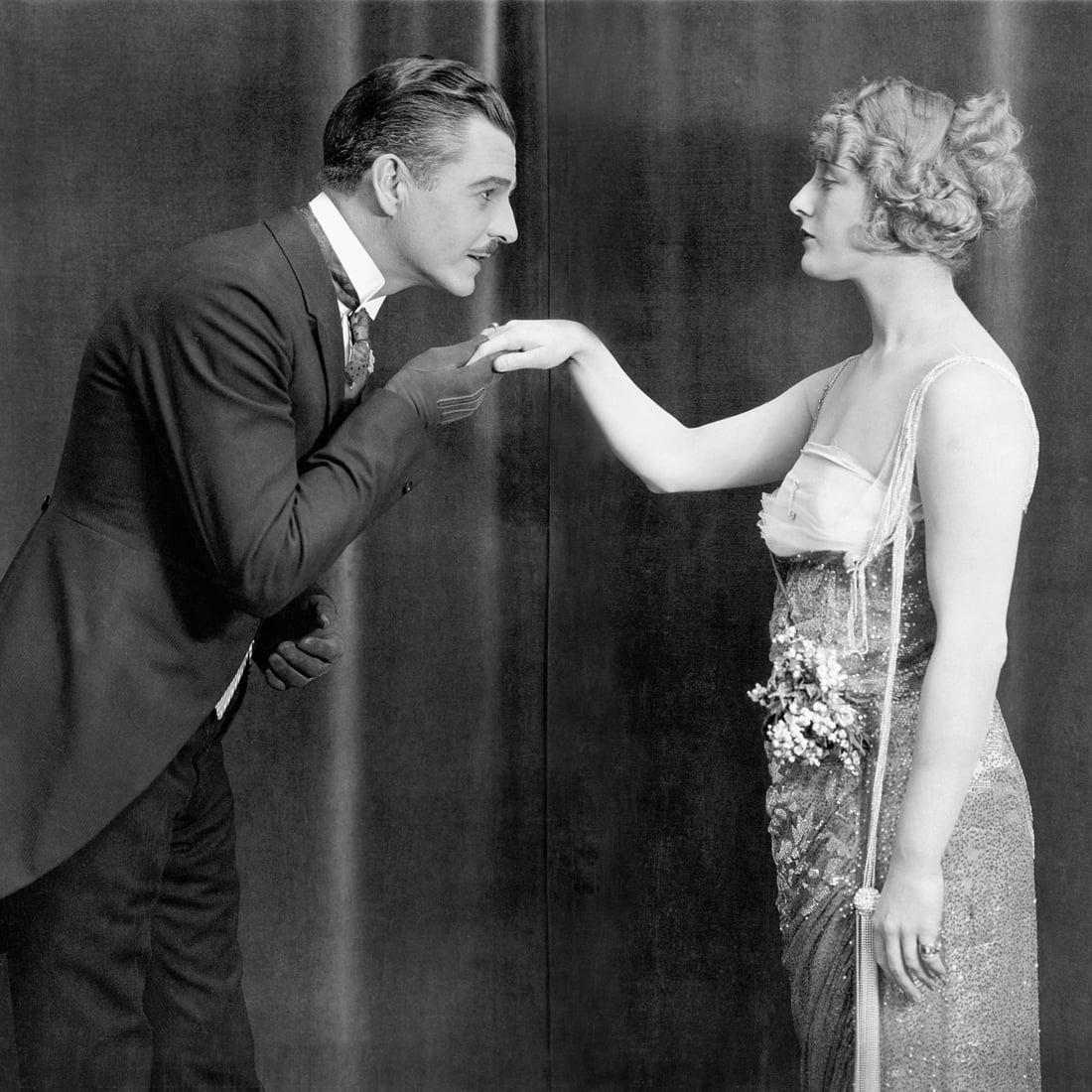 Dating vintage τα ραντεβού ήταν το ευκολότερο μάνγκα.