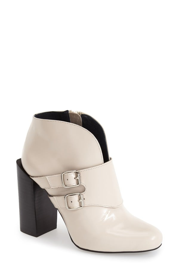 Jeffrey Campbell Almond Toe Bootie ($185)