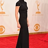 Robin Wright hit the Emmys red carpet.