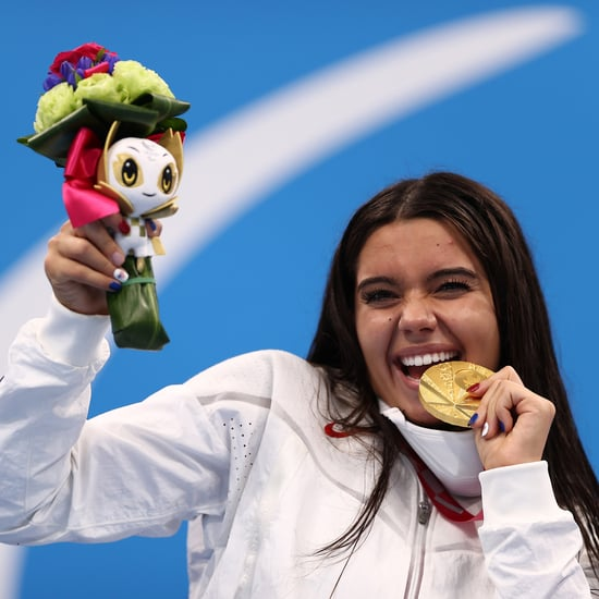 Paralympic Swimmer Anastasia Pagonis Wins Gold 400m Free