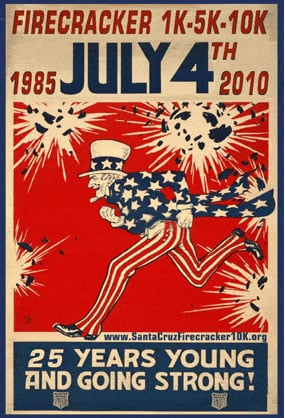 Fun Runs For Fourth of July
