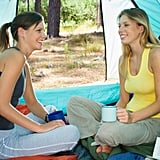 Camping With the Girlfriends