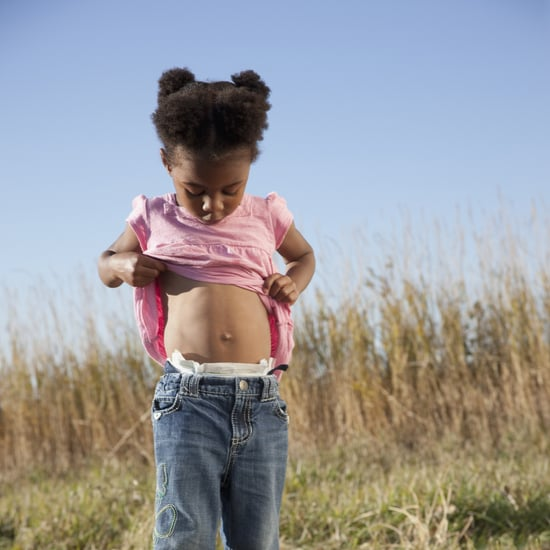 Why Is My Child Obsessed With Their Belly Button?