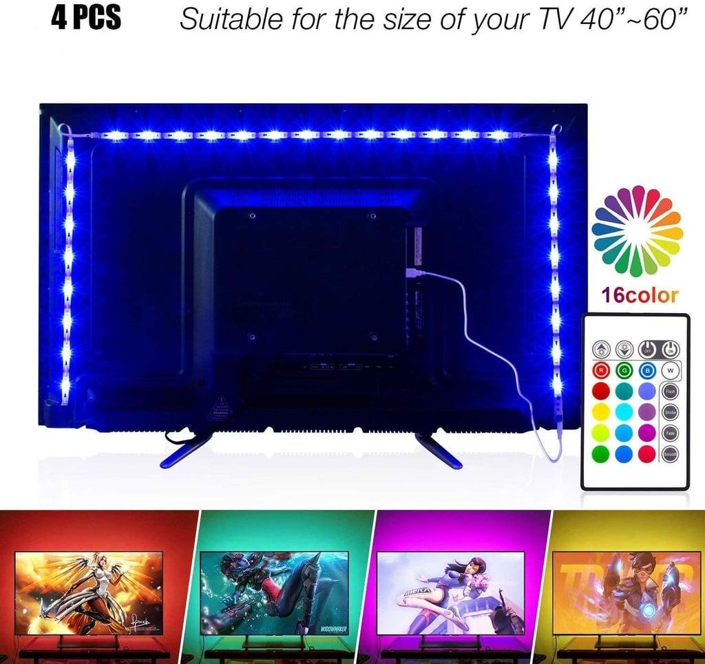 Led Strip Lights Best Tech Gadgets From Amazon Popsugar