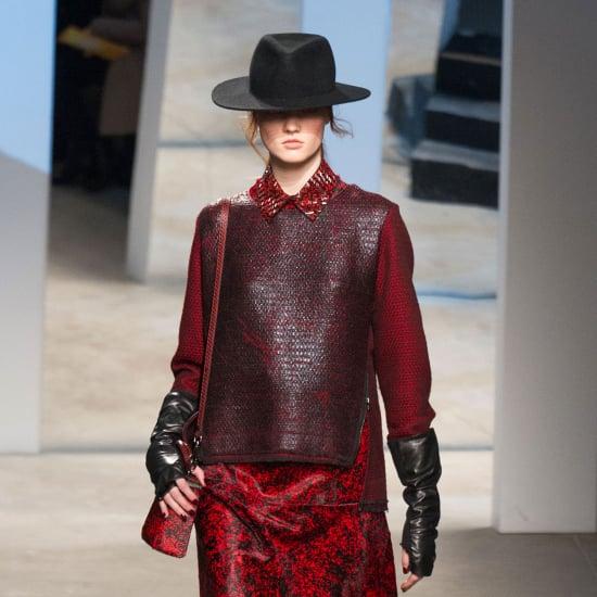Kenneth Cole New York Fashion Week Fall 2014