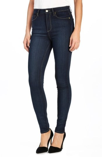 Paige Transcend Margot High-Waist Ultra Skinny Jeans
