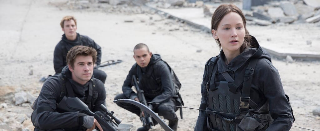 Your First Look at Mockingjay Part 2: It's War