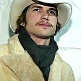 Ashton Kutcher, 2004