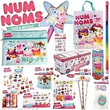 Num Noms Showbag ($28) Includes:  Tin locker  Stamp set  Lip balm