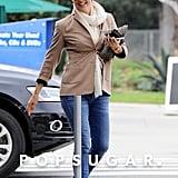 Jennifer Garner Is All Smiles After Reportedly Filing For Divorce From Ben Affleck