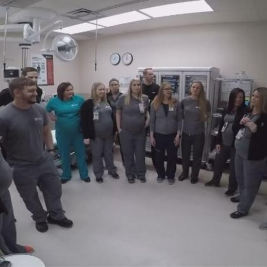 19 Members of a Hospital Staff Are Expecting Babies