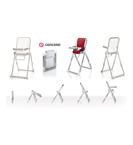 Concord Spin High Chair
